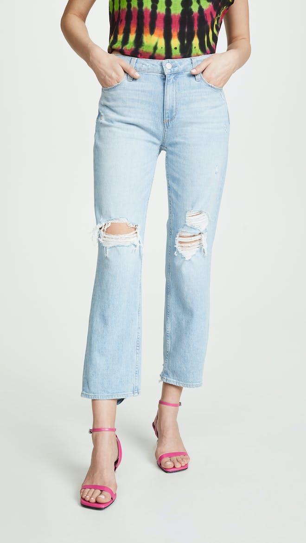 Noella Straight Caballo Jeans