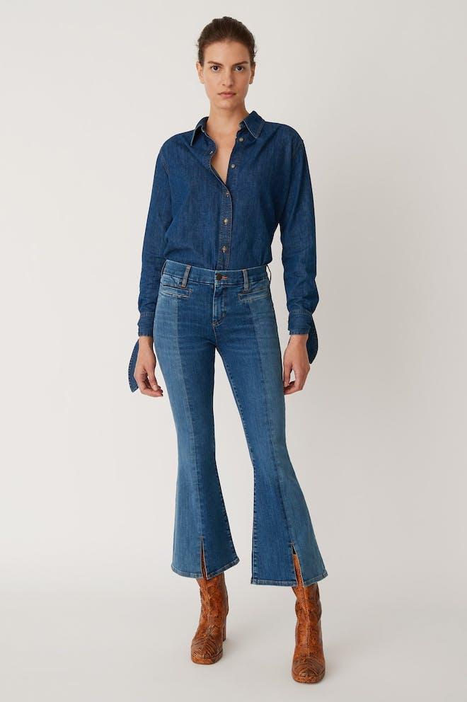 The Marrakesh Crop Jeans