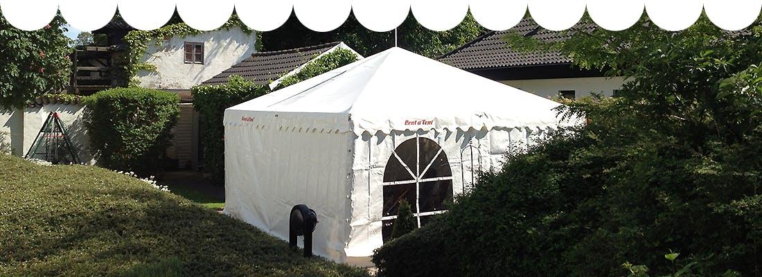Hyra tält till Fest Rent a Tent Örebro