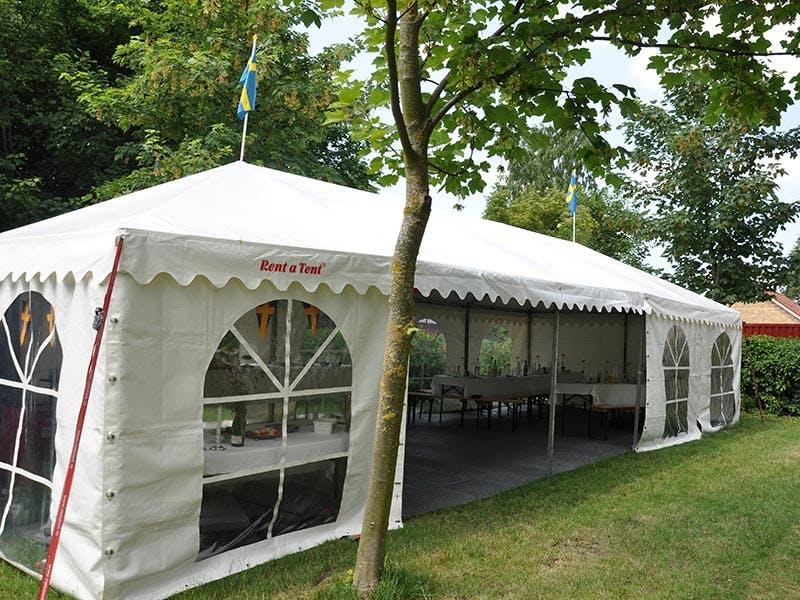 Hyra tält till Student Rent a Tent Varberg