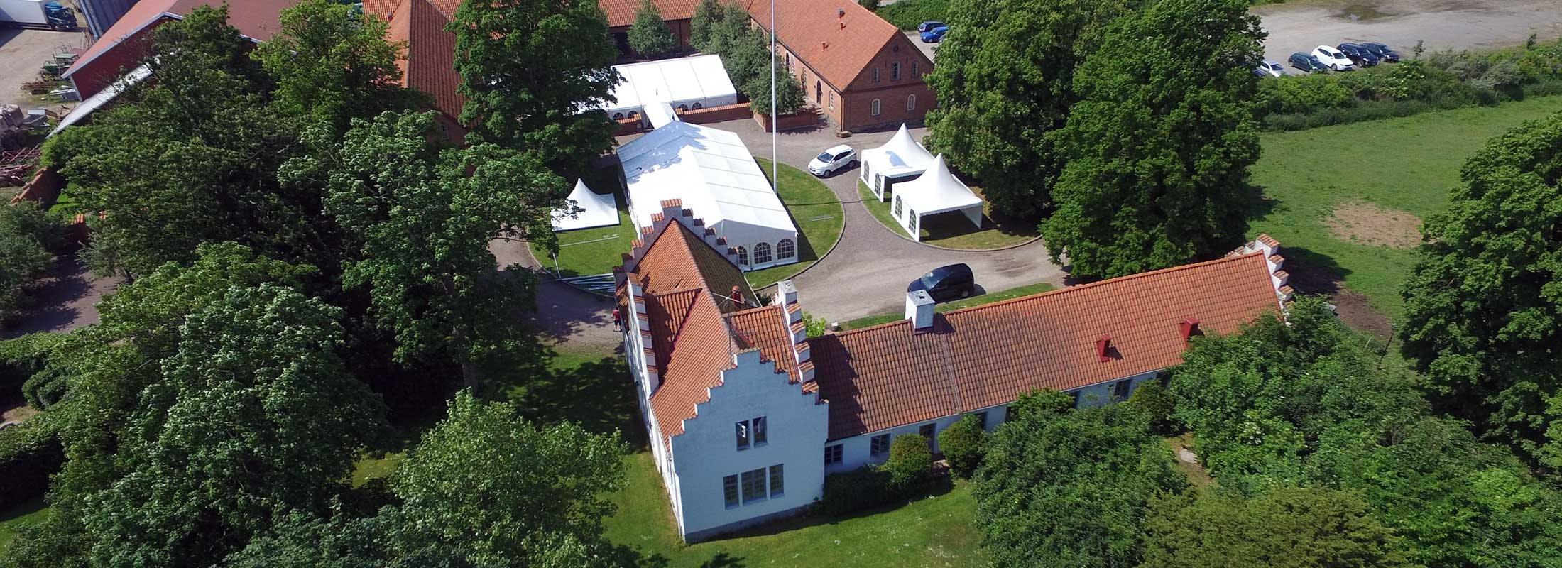 Dessa partytält kan du hyra i Varberg Rent a Tent